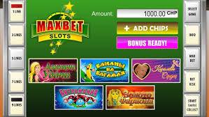 Menang bermain slot situs maxbet