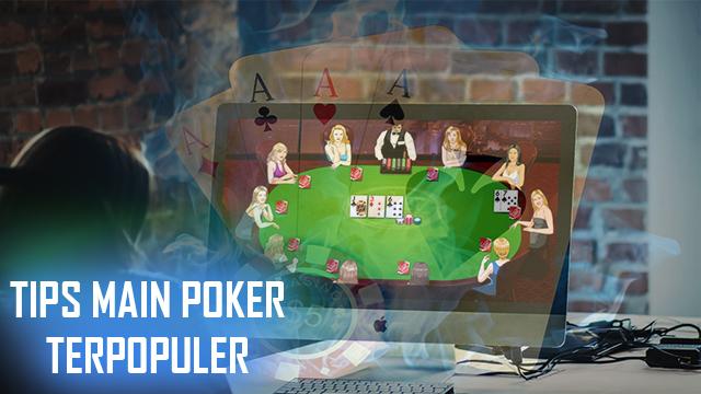 Kriteria Sebuah Agen Poker Profesional di Internet