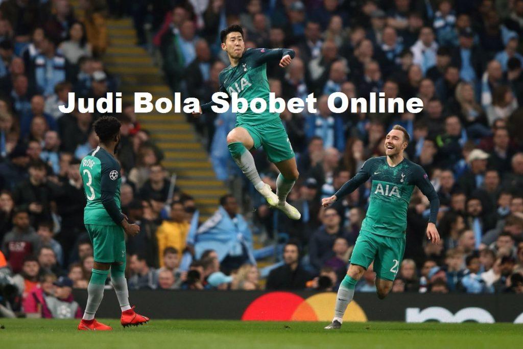 Judi Bola Sbobet Online