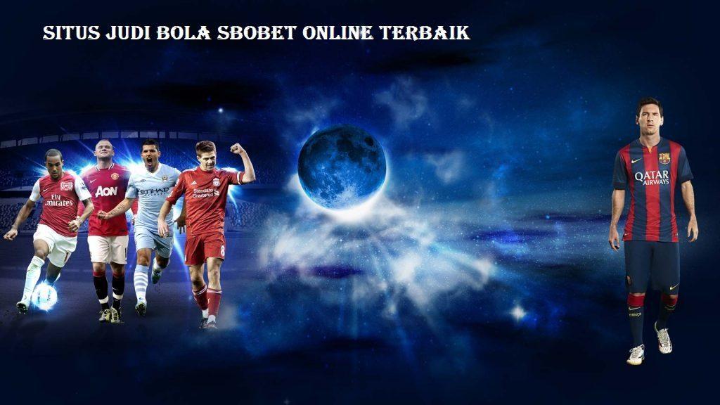 Situs Judi bola Sbobet Online Terbaik