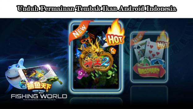 Unduh Permainan Tembak Ikan Android Indonesia