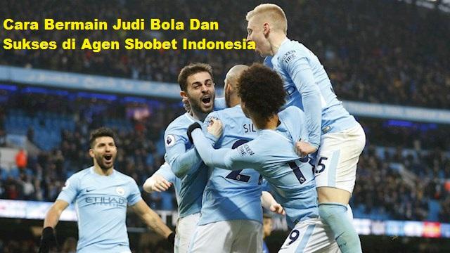 Cara Bermain Judi Bola Dan Sukses di Agen Sbobet Indonesia